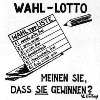 Wahl-Lotto